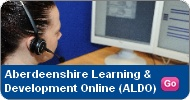 Aberdeenshire Learning and Development Online (ALDO)